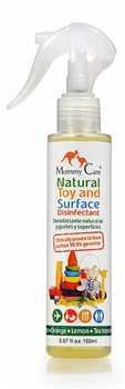 Mommy Care Toys and Surface Disinfectant - DUNG DỊCH TẨY RỬA ĐỒ CHƠI CHO BÉ